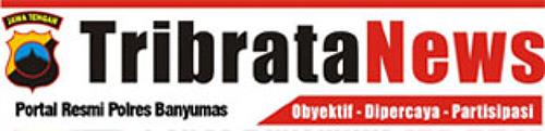 Web Resmi Tribratanews Banyumas